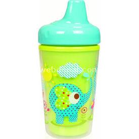 Bebedor 9509 Zoo Sert Uçlu  Yeşil Alıştırma Bardağı