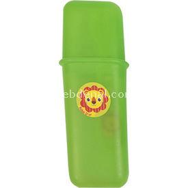 Bebedor 9557 Zoo Kutulu Çatal Ve Kaşık Seti Yeşil Beslenme Gereci