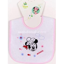 Ninna Nanna Disney Minnie  Ekose Mama Önlüğü