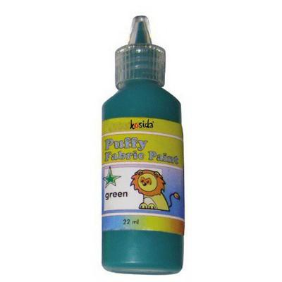 Kosida Kumaş Boyası Yeşil Resim Malzemeleri