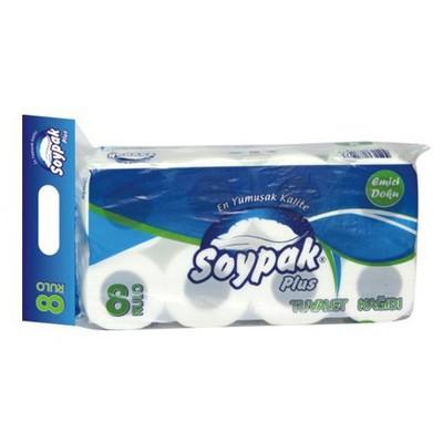 Soypak Ekstra  8'li Tuvalet Kağıdı