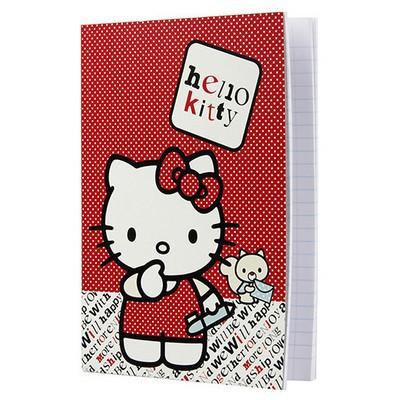 Hello Kitty A5 Çizgili Okul i 60 Yaprak Defter