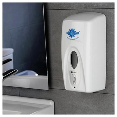 Rulopak R3004 Sensörlü Köpük Dispenseri - Beyaz Sabun Dispenseri