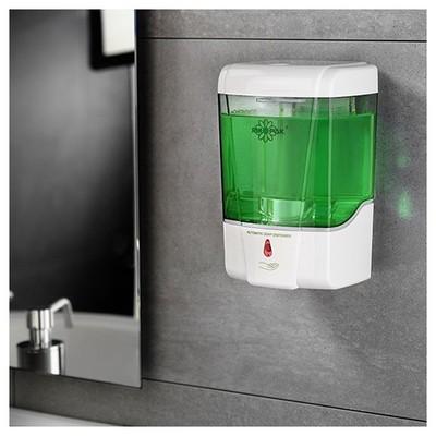 Rulopak Sıvı Sabunluk Sensörlü 700 Ml Model R3102 Sabun Dispenseri