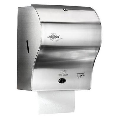 Rulopak R-1301p Çelik Paslanmaz Havlu Dispenseri 21 Cm