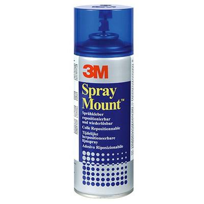 3M 7874 Spraymount Sprey 400 Ml (mavi)