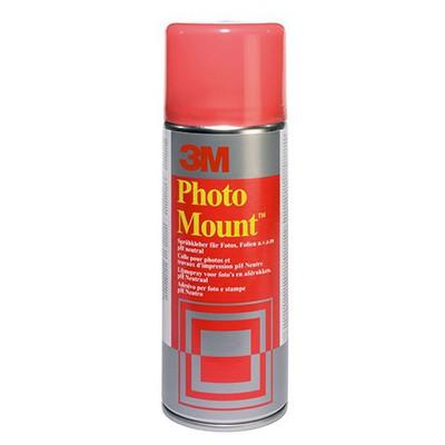 3M 9479 Photomount Sprey 400 Ml (kırmızı)