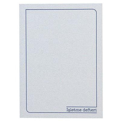 Bayındır Işletme Defteri 20x28 Cm 24 Yaprak Mhsb Resmi / Ticari Defterler