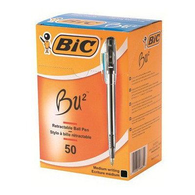 "BIC Bu2 1.0 Tükenmez  50""li Kutu Kalem"