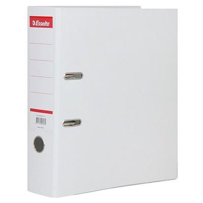 Esselte Plastik Klasör Ekstra Geniş (3040) Beyaz Dosya
