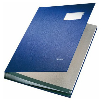 Leitz Plastik Kapaklı Imza sı 20 Sayfa (l5700) Dosya