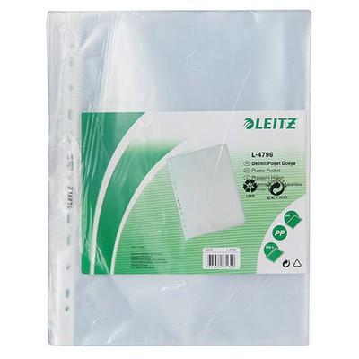 Leitz Poşet Dosya A4 100'lü Paket (4796)