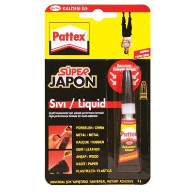 Pattex Japon  3 Gr Yapıştırıcı