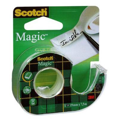 Scotch 3m Görünmez Bant Ve Makinesi 19 Mm X 7.5 M Bantlar ve Makineleri