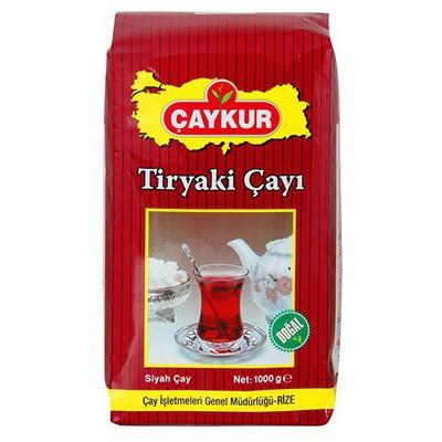 Çaykur Tiryaki Çay 1000 G Dökme Çay