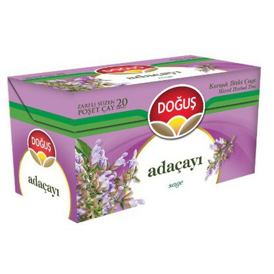 Doğuş Bardak Poşet Ada Çayı 20 Adet Bitki Çayı