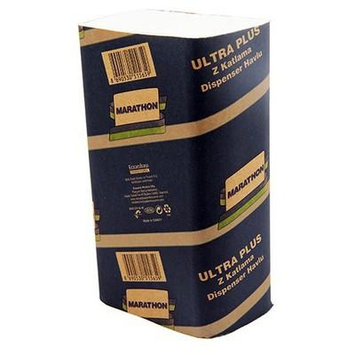 Marathon Ultra Plus Z Katlama  200 Yaprak 1 Koli Kağıt Havlu