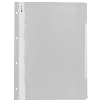 Esselte Telli  Plastik 50'li Paket (4199) Beyaz Dosya