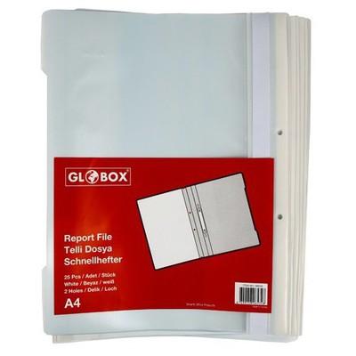 Globox Telli Dosya 25'li Paket