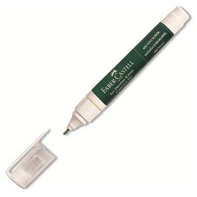 Faber Castell Sıvı Düzeltme Kalemi Düzeltici
