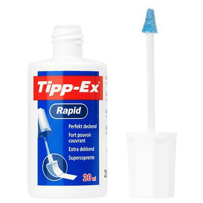 Tipp-Ex Sıvı Silici 20 Ml Rapid Düzeltici