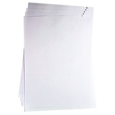 Ofix Numaralı A4 Kağıt 80 Gr Dikey 1-500 Sayfa Sürekli Form