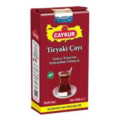 Çaykur Tiryaki  Edt 5000 G Dökme Çay