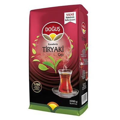 Doğuş Karadeniz Tiryaki Çayı 1000 G Dökme Çay