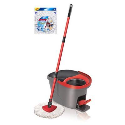 Vileda Easywring&clean Temizlik Seti Pedallı Kova ve Temizlik Setleri