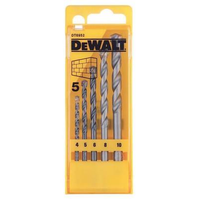Dewalt DT6952 5 Parça Beton Matkap Uç Seti Makine Aksesuarı