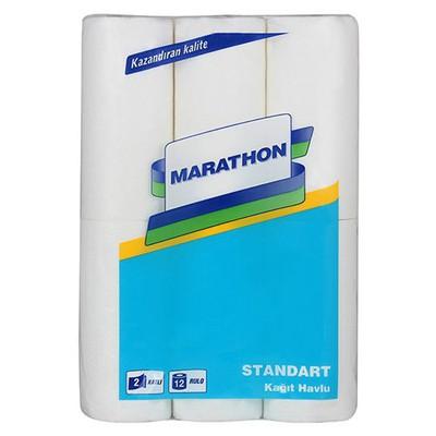 Marathon Standart Havlu 12'li