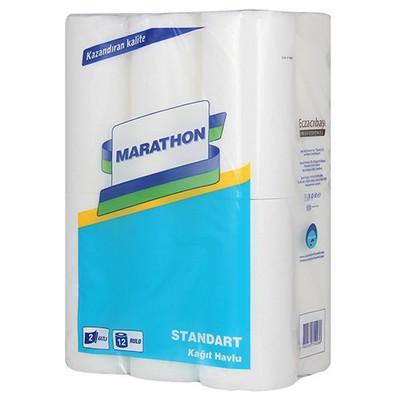 Marathon Standart  12 Adet Kağıt Havlu