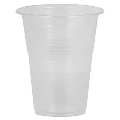 Jelatin Lindera Plastik Bardak Şeffaf 180 Ml 100 Adet