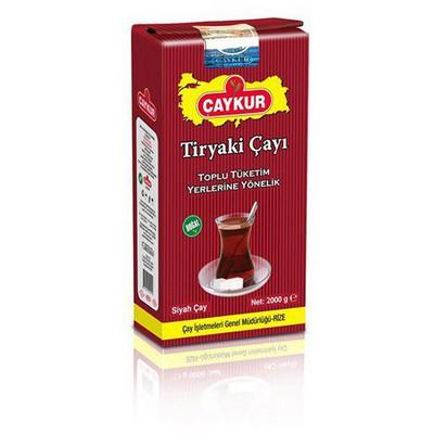 Çaykur Tiryaki  EDT 2000 g Dökme Çay