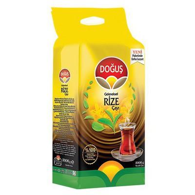 Doğuş Geleneksel Rize Çayı 5000 G Dökme Çay