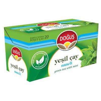 dogus-naneli-yesil-cay-20li