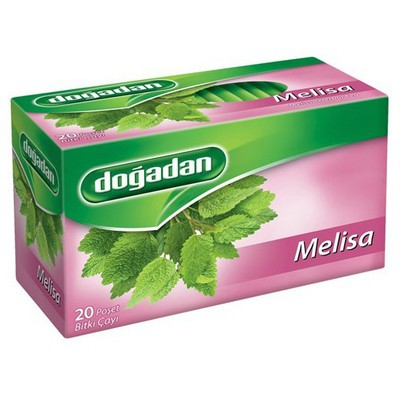 Dogadan Melisa Çayı 20'li