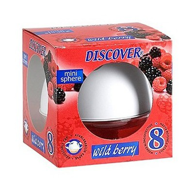 Discover Oda Kokusu Mini Sphere Wild Berry 80 Ml Koku & Aparat