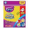 Parex Power Temizlik Bezi 4'lü + % 30 Mikrofiber Süpermarket