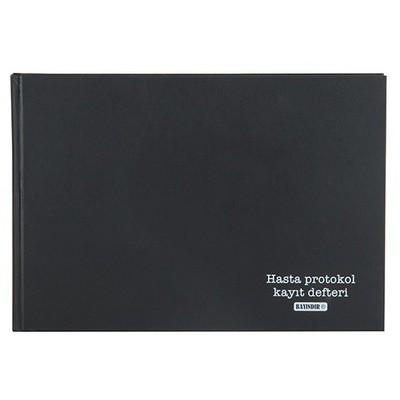 Bayındır Hasta Protokol Kayıt Defteri 32x22 Cm 192 Yaprak