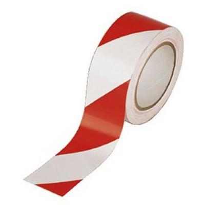 İş Koruma Yer Işaretleme Bantı - Kırmızı/beyaz Trafik Ekipmanı