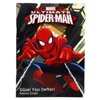 Keskin Color Spiderman A5 40 Yp. Güzel Yazı Defteri