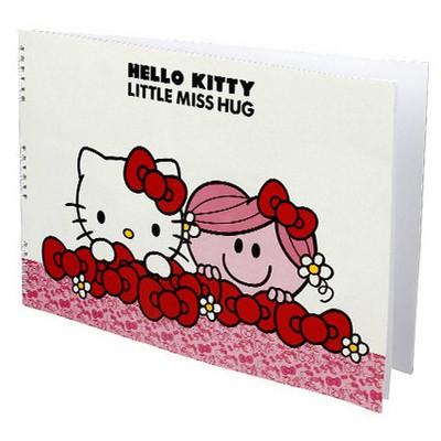 Keskin Color 25x35 Cm Hello Kitty Desenli Resim i 15 Yaprak Defter