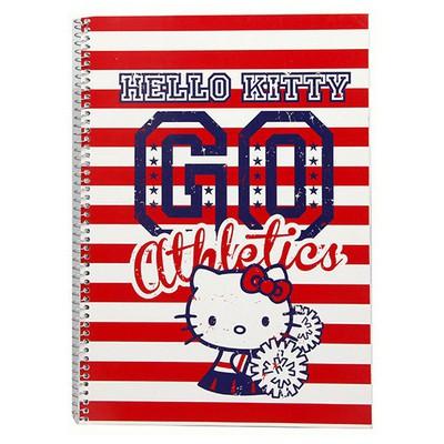 Umur Hello Kitty A4 96 Yaprak Çizgili Defter
