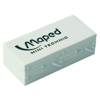 Maped 011300 Technic Mini Silgi Silgiler