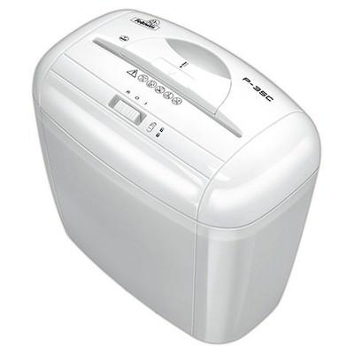 Fellowes Kağıt Imha Makinası 3,9 X 40 Mm (p-35c) Beyaz Evrak İmha Makinesi