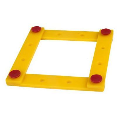 Hatas 0862 Geometri Şeridi 17 Parça Sarı Çizim Gereçleri
