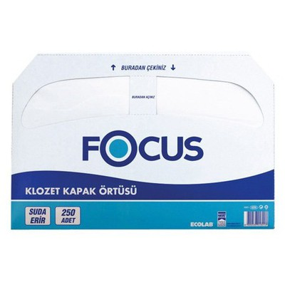 Focus 250 Adet Klozet Kapak Örtüsü