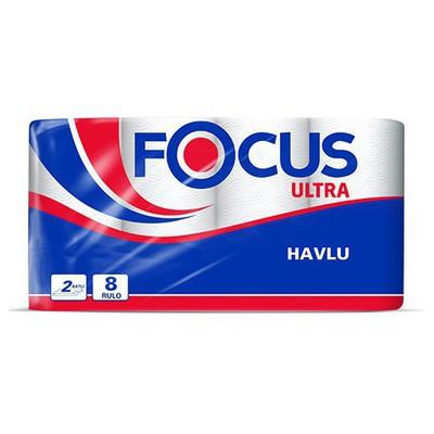 Focus Ultra  8 Adet Kağıt Havlu