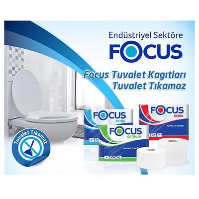 Focus Mini Jumbo 150 M 12 Adet Tuvalet Kağıdı